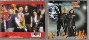 Racer X - Boule De Doom (CD, Apr-2002, Pour ) Mr.Big Rock Métal