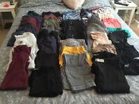 Ladies Clothes Bundle Size 8-10. 40 Items. New Look, Topshop, Boohoo