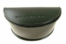 MARC BY MARC JACOBS Black Magnetic Sunglasses EyeGlasses CASE & Cleaning Clothes