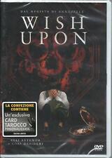 Wish upon (2017) DVD