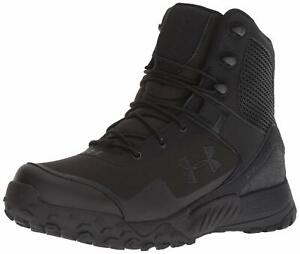 Under Armour Women's Valsetz Rts 1.5 Military and Tactical, Black/Black, Size  T