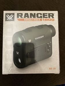 Vortex Rangerfinger 1800 New Still In The Box And Factory Seal