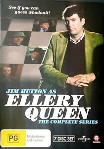 Ellery Queen - The Complete Series (DVD, 7-Disc Set)