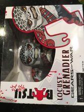 Gears of War BATSU Locust Grenadier Vinyl Figure - NECA New In Box