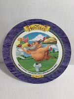 "1997 McDonald's Disney's Hercules 'Phil' Plate  9"" Plastic Plate Limited Edition"