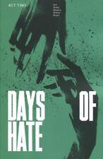 Days Of Hate Tpb Vol 2 Reps #7-12 Image Comics New/Unread