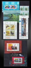 1992-1994 MICRONESIA LOT SPACE BUTTERFLY NH SCT.153a 181 188 190 199 208 C49
