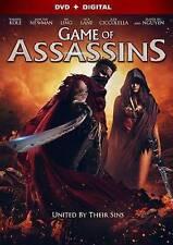 Game Of Assassins [DVD + Digital] 2014 by Ling, Bai