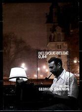 SELLOS TEMA CINE. BELGICA 2003 Georges Simenon HB 95