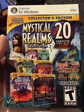 Mystery Masters: Mystical Realms Collection - 20 Pack Amr
