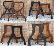 Tischbeine Tischfüße Esstisch Loft Industrie vintage Guss