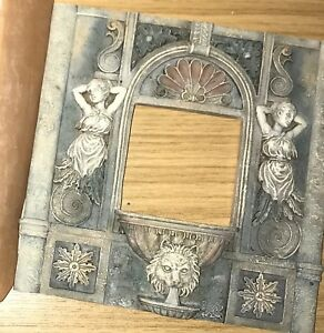 Latex Mould For Making This Lovely Grecian Style Photo Frame