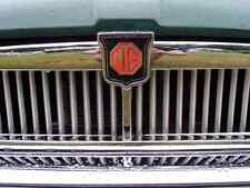 MG Bonnet 2406 Grille A4 Photo Poster