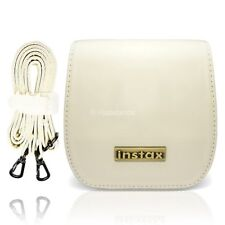 Takashi Instax Mini 7s Film Camera Polaroid 300 Protection White Case Bag