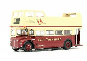 EFE 1:76 SCALE 38501 EAST YORKSHIRE RM ROUTEMASTER OPEN TOP BUS