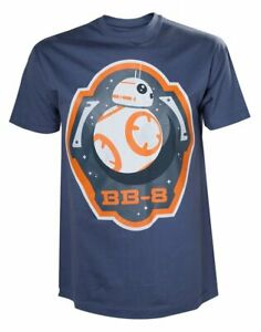 Star Wars - BB-8 T-Shirt Unisex Tg. S BIOWORLD MERCHANDISING