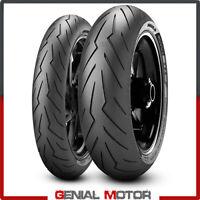 Pirelli Diablo Rosso 3 1207017 1805517 Gomme Moto Pneumatici Radiali 2018 2019