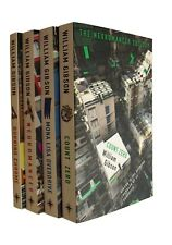 Neuromancer Sprawl Trilogy Plus Burning Chrome by William Gibson 4 Book Pack New