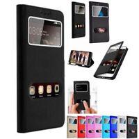 Etui Housse Coque Fenetre Intérieur Silicone Anti Choc Flip Cover Iphone 6 6S