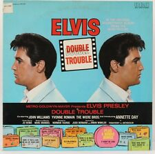 Double Trouble   Elvis Presley Vinyl Record