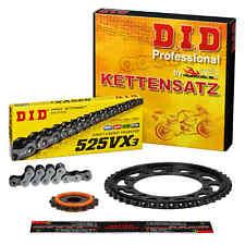 DID Kettensatz Stahl HONDA NSR125 98-03 JC22 X-Ring verstärkt