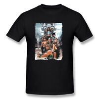 Conan The Barbarian Movie Poster Men'S Funny Tshirt
