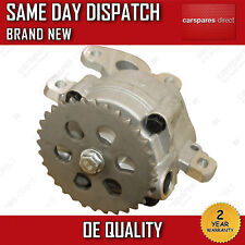BRAND NEW OIL PUMP FIT FOR A FIAT DUCATO 100 MULTIJET 2006>ONWARDS