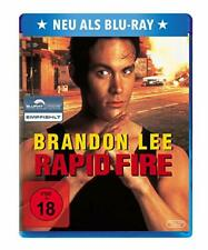 Blu-ray ° Rapid Fire ° Brandon Lee ° NEU & OVP ° BluRay