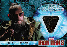 Iron Man 3 Movie Costume Memorabilia HT-8 Ben Kingsley as The Mandarin V2