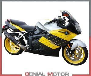 Pot d'Echappement GPR FURORE NERO Approuvé BMW K 1200 S - R 2004 > 2008