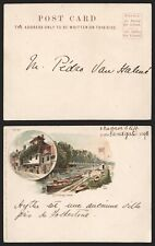 GB 1898 - Illustrated Postcard MM7