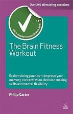 The Brain Fitness Workout: Brain Training Puzzles to Improve Your Memory,...
