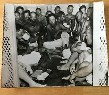 WW2 Japanese Prisoners of War POW Original International News Photo