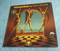 KLAUS SCHULZE (LP) TIMEWIND ♫♫ [BRAIN 70S *AMBIENT PROG **ASH RA TANGERINE DREAM