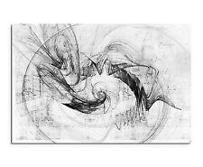 Abstrakt_1083_120x80cm - abstraktes modernes Leinwandbild Paul Sinus modern XXL