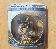 Lord of the Rings LOTR AOME Warriors & Beasts Faramir on Horseback MIB Figure