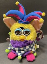 Vintage 1999 Jester Furby Special Limited Edition NOT WORKING Colorful REPAIR