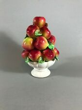 APPLE SCULPTURE, China Apple figure, Apple decor, Fruit decor, Gift Ideas