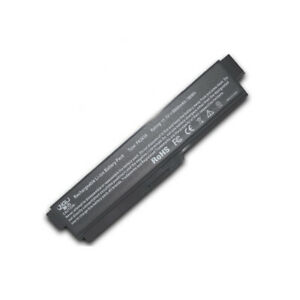 12 Cell Battery for Toshiba Satellite C645D C650D C655 C660 C660D PA3728U
