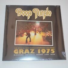 DEEP PURPLE - GRAZ 1975 - LTD. EDITION 2LP NEW & SEALED