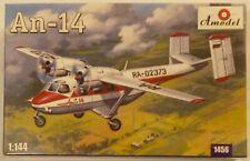 Amodel 1/144 Antonov AN14 Aircraft Model Kit 1456