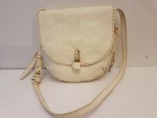GENTEN JAPAN CROSSBODY BEIGE Leather  Handbag Bag CROSS BODY