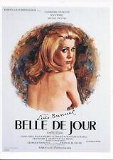 104 CARTE POSTALE film BELLE DE JOUR de Luis Bunuel avec Catherine Deneuve