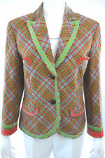 VINTAGE  ESCADA Sport  Wool Jacket Blazer  Size 40  US 10 Large