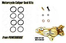 Benelli 899 Tre k 07-12 front brake caliper seal repair kit set 2010 2011 2012