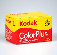 Película 35mm Rollo Color Kodak 200 135-24