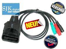 OBD auf 10Pin + 3x Bananen Diagnose Adapter für Opel Bosch KTS +++