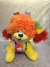 Rainbow Brite Puppy Brite 1983 Hallmark Mattel Vintage Dog Sprite Plush