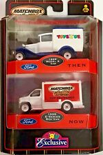 Matchbox Collectibles Then & Now Exclusive #96906 1:64 Scale Diecast