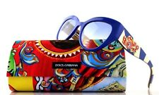 NEW Authentic D&G Dolce & Gabbana SICILIAN CARRETTO Sunglasses DG 4278 3040/19